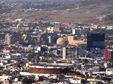 The City of Tijuana