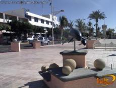 Escultura Vaquitas Marinas