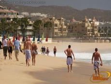 Plage Playa El Médano