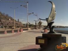 Sculpture La Raie Manta