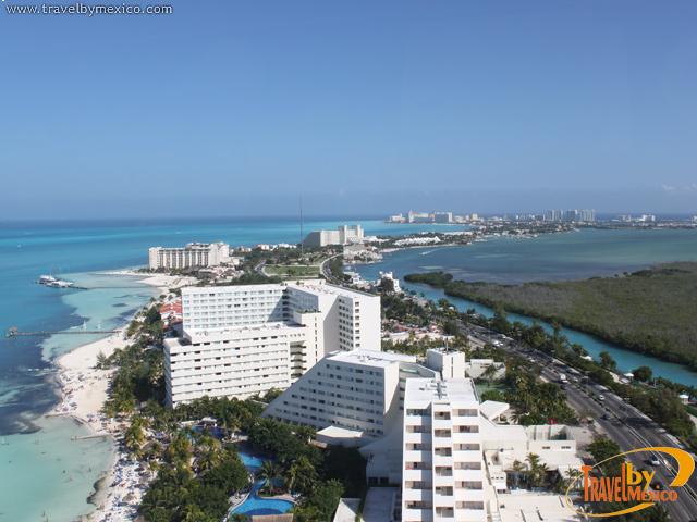 Cancún, la playa más famosa de México
