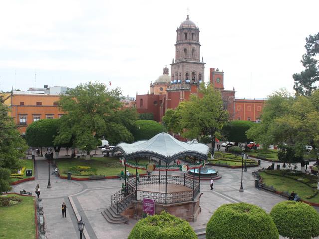 Hotel Plaza en Querétaro