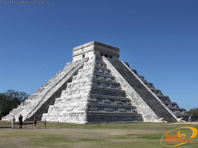 Chichén Itzá, Zona Arqueológica Maya