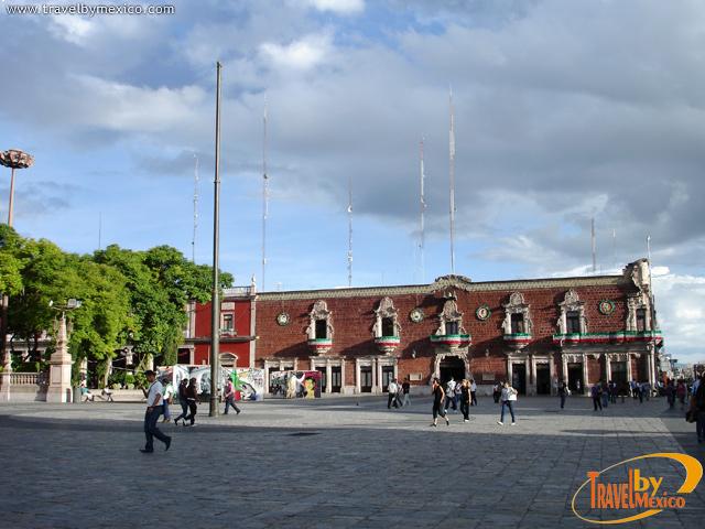 Plaza De Armas  Aguascalientes