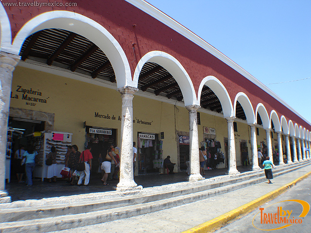 Mercado Municipal Mérida