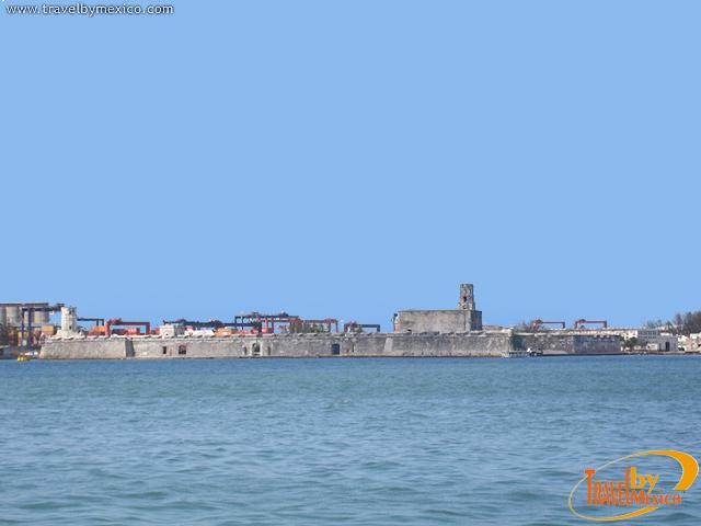 San Juan de Ulua, fortaleza en Veracruz