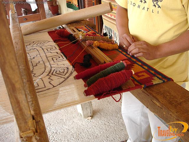 Teotitlán del Valle, telares con ingenio