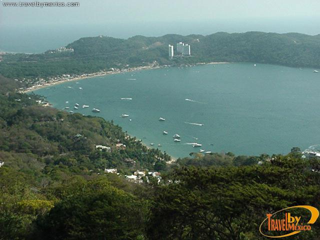 Bahía de Puerto Marqués, Acapulco