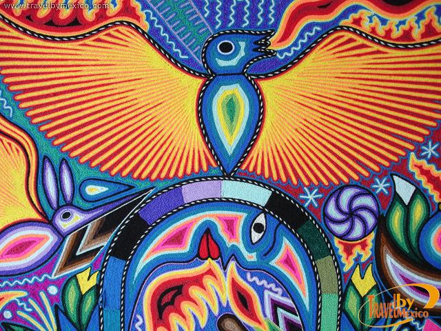 Arte Huichol Wixarika