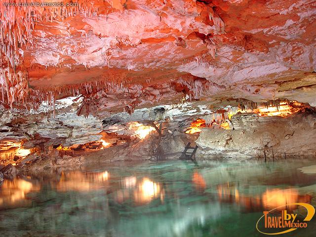 Cenotes en la Riviera Maya
