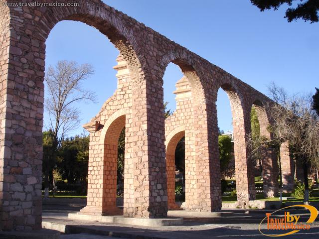 El Cubo, Acueducto de Zacatecas