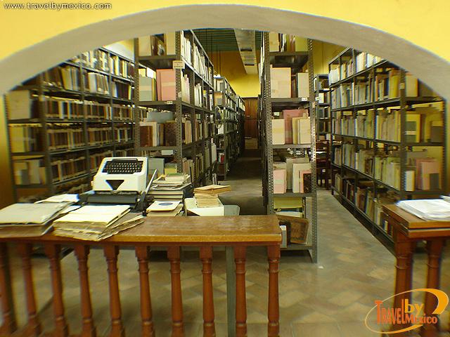 Archivo y Biblioteca Históricos
