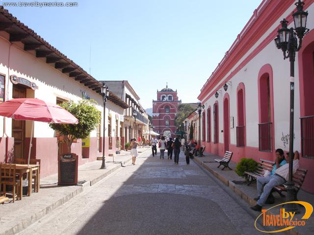Calles Típicas de San Cristóbal de las Casas