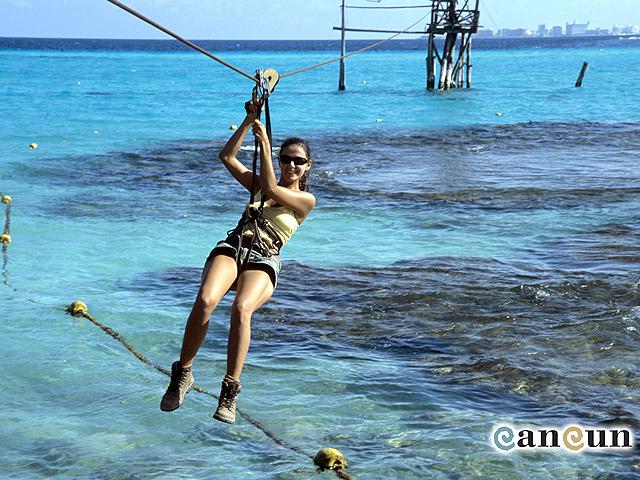 Ecoturismo en la Riviera Maya