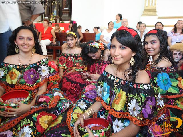 Bailes Regionales de Chiapas