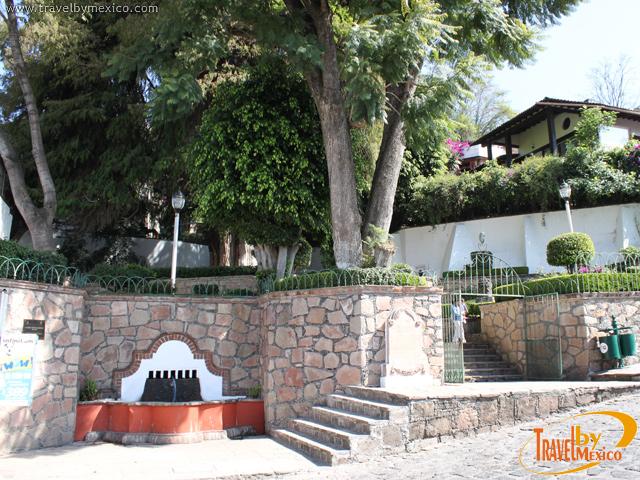 Jardín El Pino