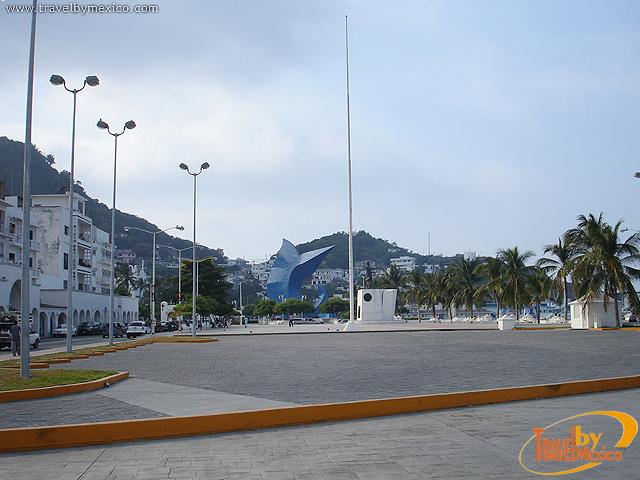 Centro de la Ciudad de Manzanillo