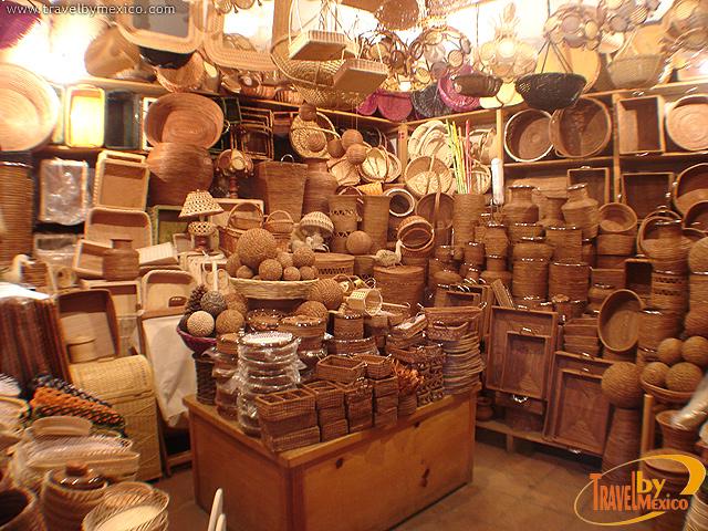 Mercado de Artesanías de Valle de Bravo