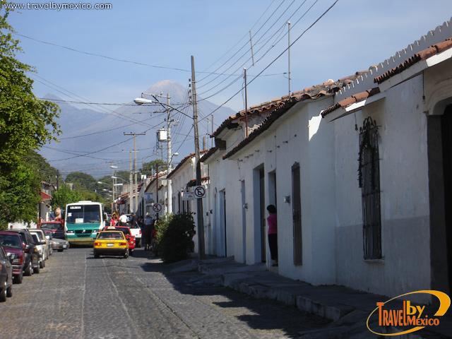 Calles de Comala