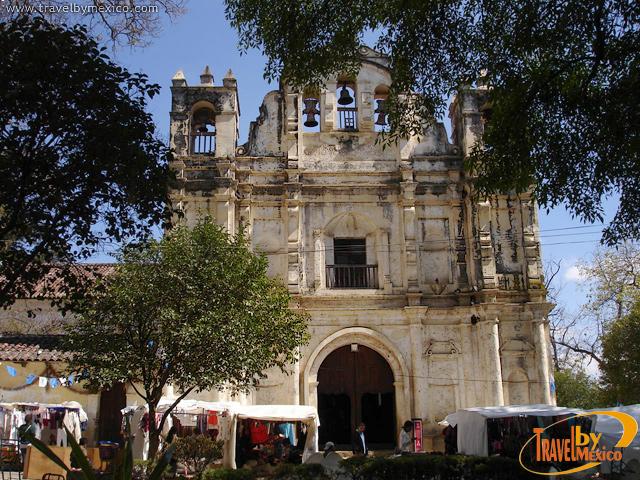 Iglesia de La Caridad en San Cristóbal de las Casas