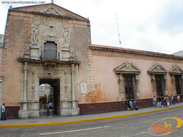 Casa de montejo noticias y eventos travel by m xico for Construccion de piscinas merida yucatan