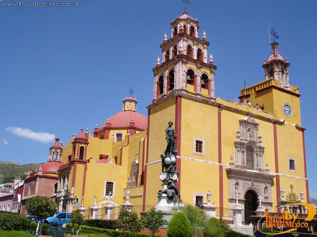 Catedral Basílica Colegiata de Ntra. Sra. de Guanajuato
