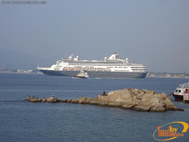 Cruceros Terminal Marítima de Manzanillo