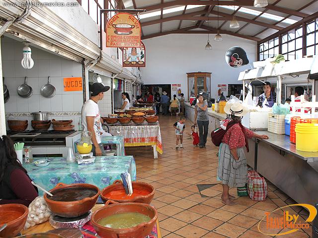 Mercado Municipal Valle de Bravo