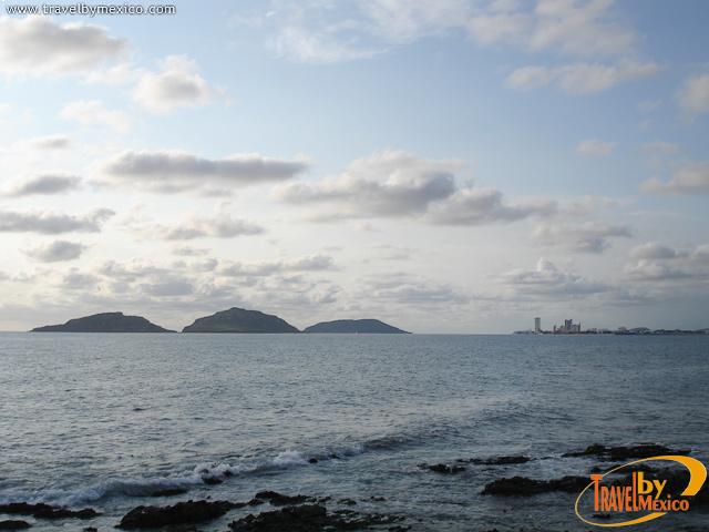 Las Tres Islas en Mazatlán