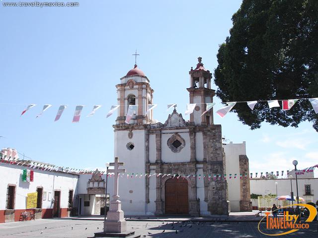 Templo San Juan de Dios