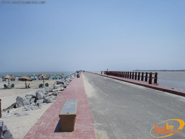 Malecón de Tampico