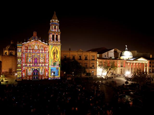Fiestas de Luz en San Luis Potosí