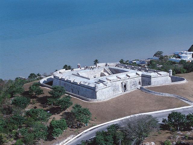 Baluarte - Fuerte de San Miguel