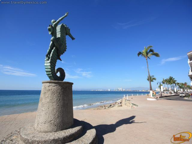 Caballito de Mar, símbolo de Puerto Vallarta