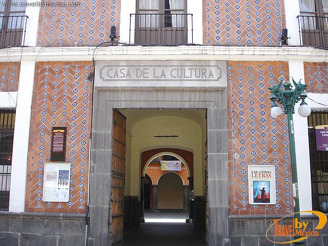 Colegio San Juan - Casa de la Cultura