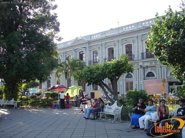 Jardín Gregorio Torres Quintero