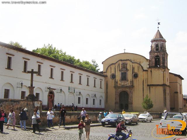 Templo y Colegio de la Compañía de Jesús