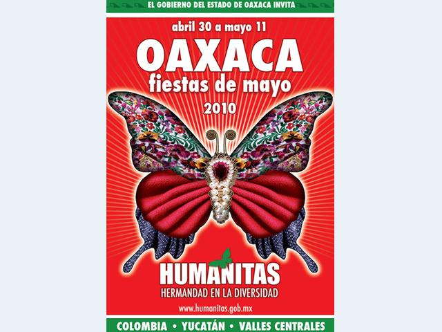 Festival Humanitas, Fiestas de Mayo 2010