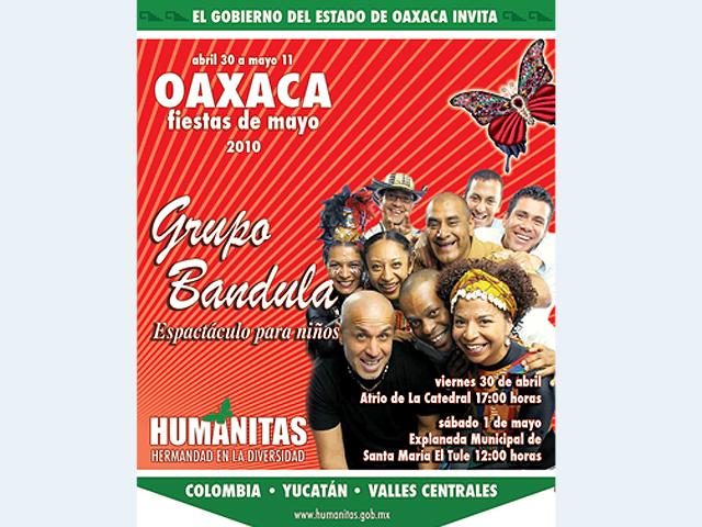 Cartelera de Eventos Humanitas 2010