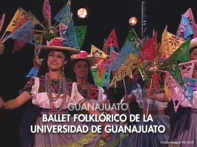Programa de Eventos del 18 de Octubre-Festival Cervantino 2010