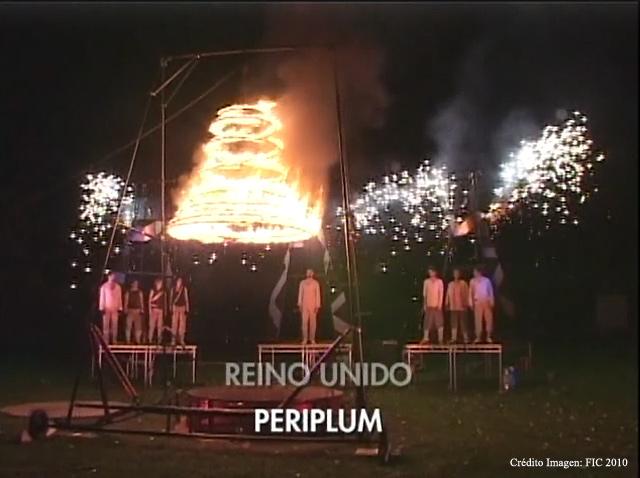 Programa de Eventos del 5 de Noviembre-Festival Cervantino 2010