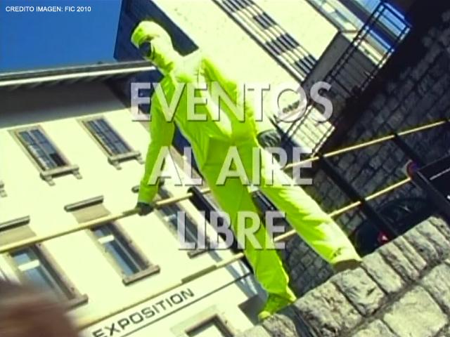 Programa de Eventos del 15 de Octubre-Festival Cervantino 2010