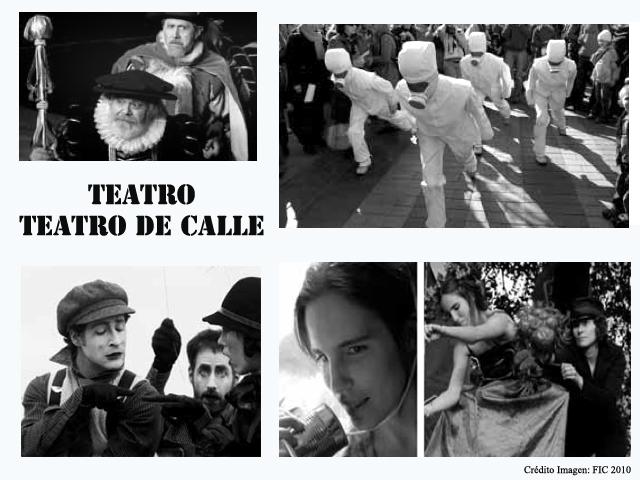 Programa de Eventos 7 de Noviembre-Festival Cervantino 2010