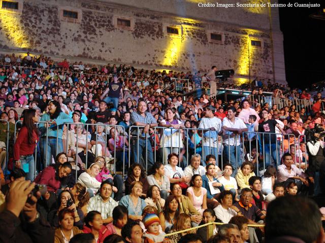 Inauguración del 38 Festival Internacional Cervantino 2010