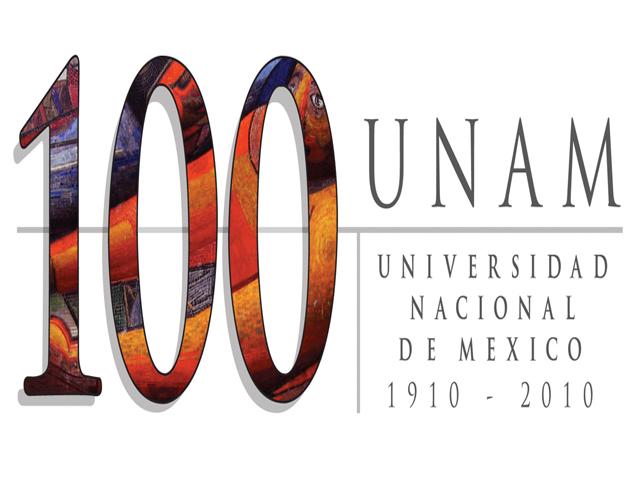La UNAM festeja su centenario