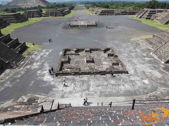Vidéo de Teotihuacan
