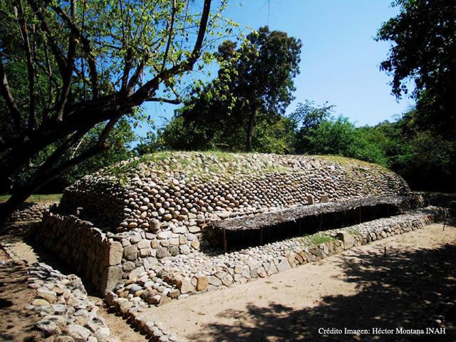 Bocana del Río Copalita, Nueva Zona Arqueológica del INAH