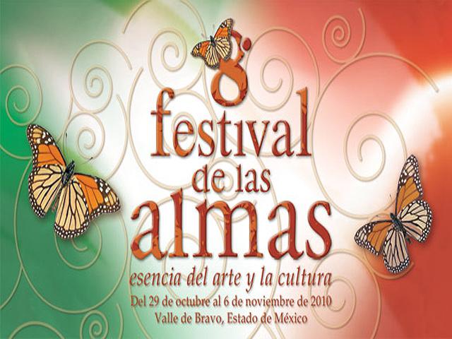 Programa Festival de Las Almas 2010