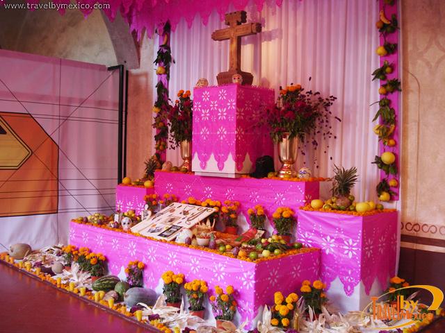 Día de Muertos 2010 en Michoacán