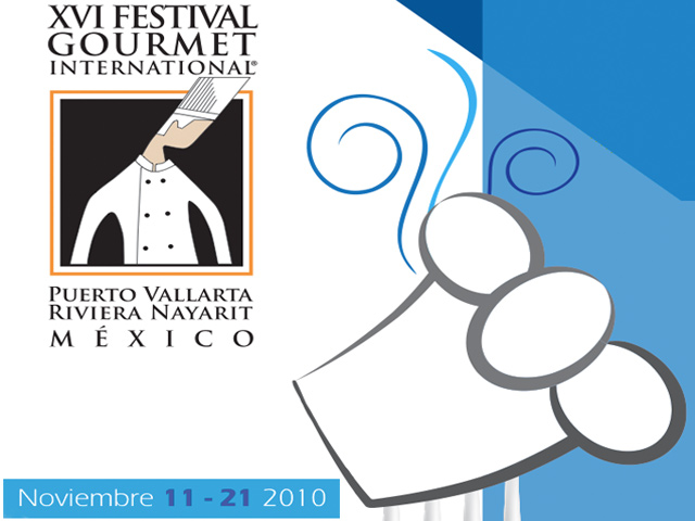Festival Gourmet Internacional 2010 en Puerto Vallarta